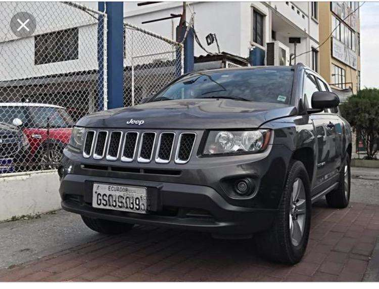 <strong>jeep</strong> COMPASS 2015 - 80000 km