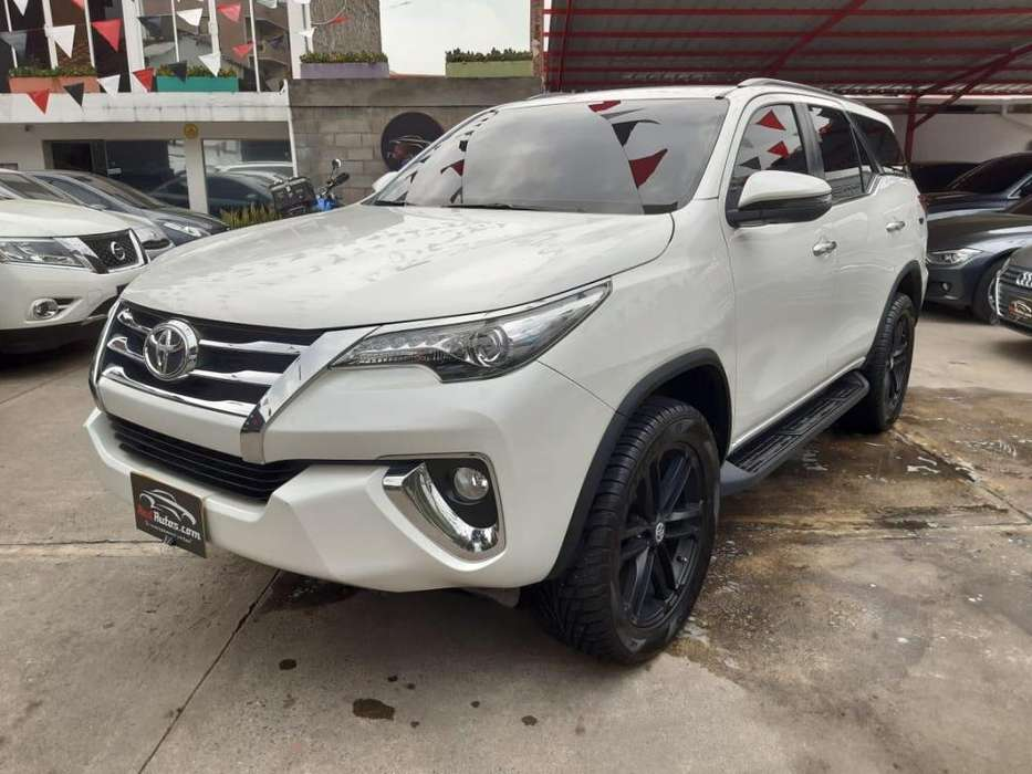 <strong>toyota</strong> Fortuner 2019 - 13800 km
