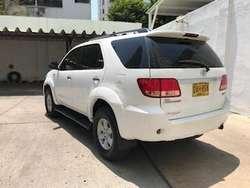 Toyota fortuner 4x4 Turbo diesel