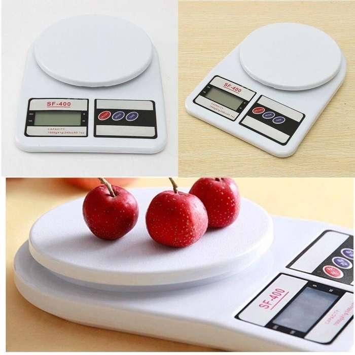 Balanza Digital Cocina Sf400 10kg A Pilas Zona Alto Rosario BLASTER PC