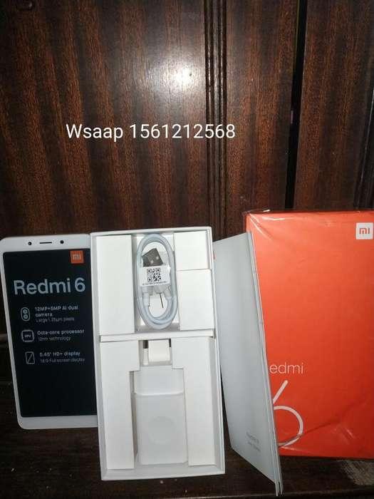 Xiaomi Redmi 6 32 Gb Dorado en Caja Sell