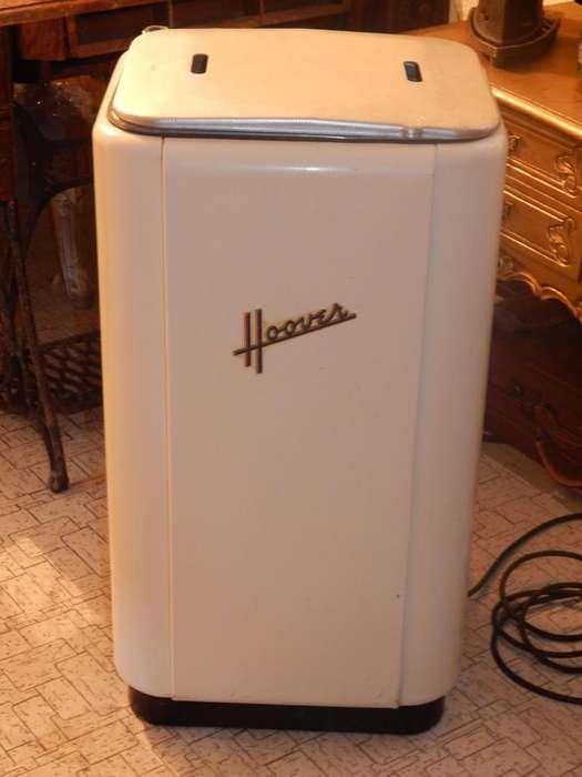 <strong>lavadora</strong> Antigua Hoover Funciona