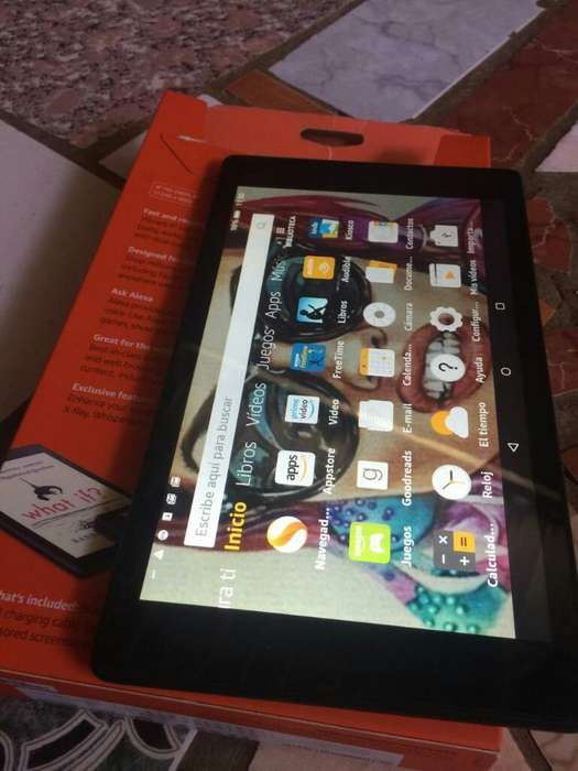 Tablet Amazon Fire 8 Hd