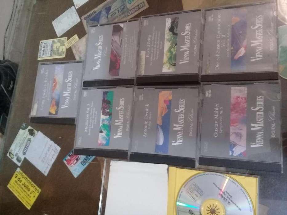 Vienna master series musica clasica 9 cd