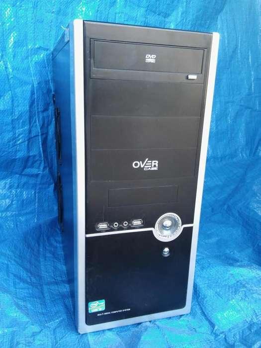 pc computadora cpu i5 sin monitor lcd
