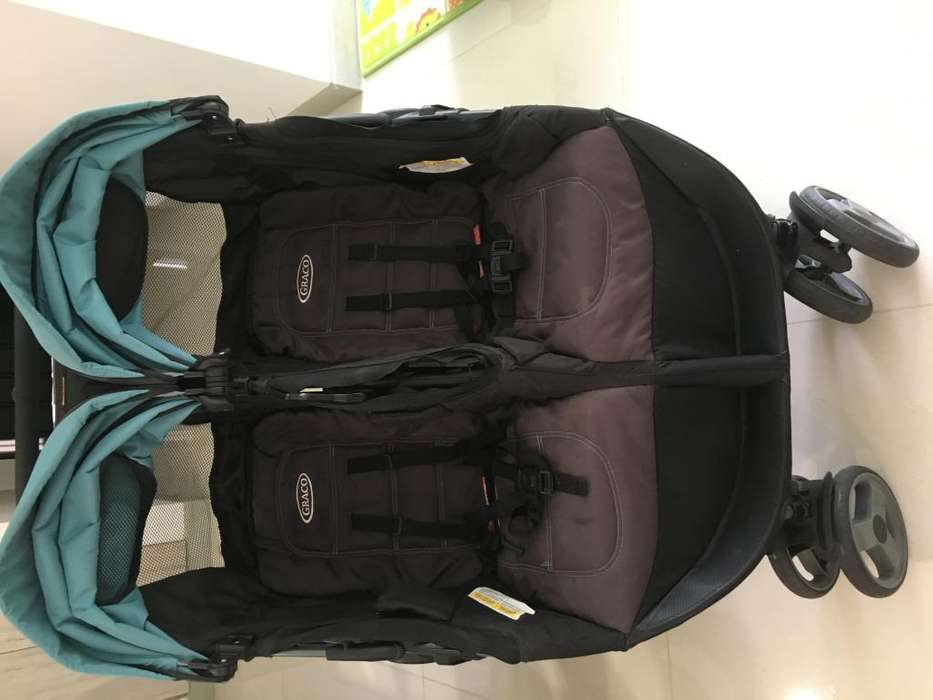 Graco Fastaction Fold Duo Click Connect Stroller by Graco