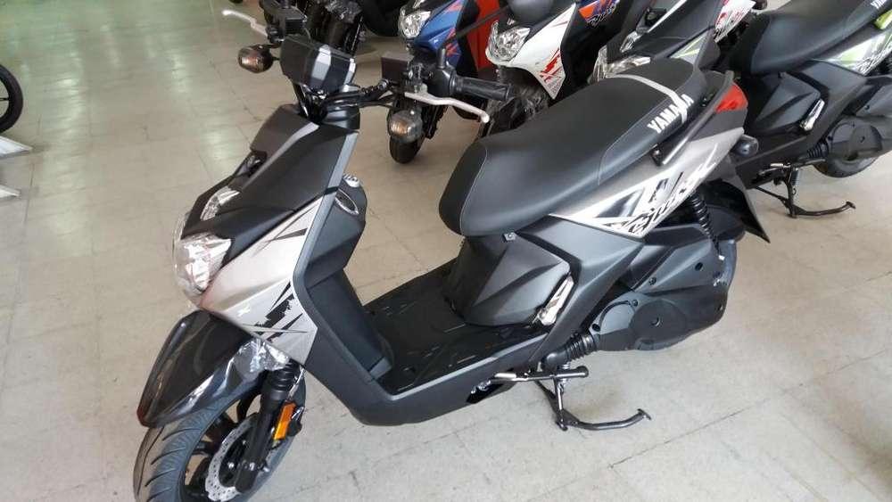 MOTO YAMAHA BWS125 XFI MODELO 2020