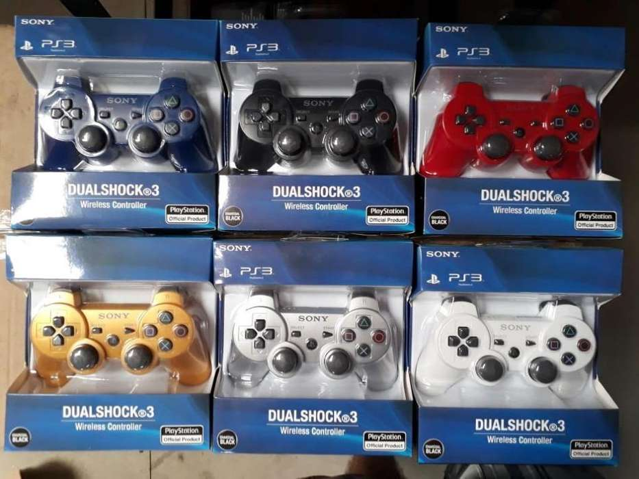 Controles Play 3 10.000