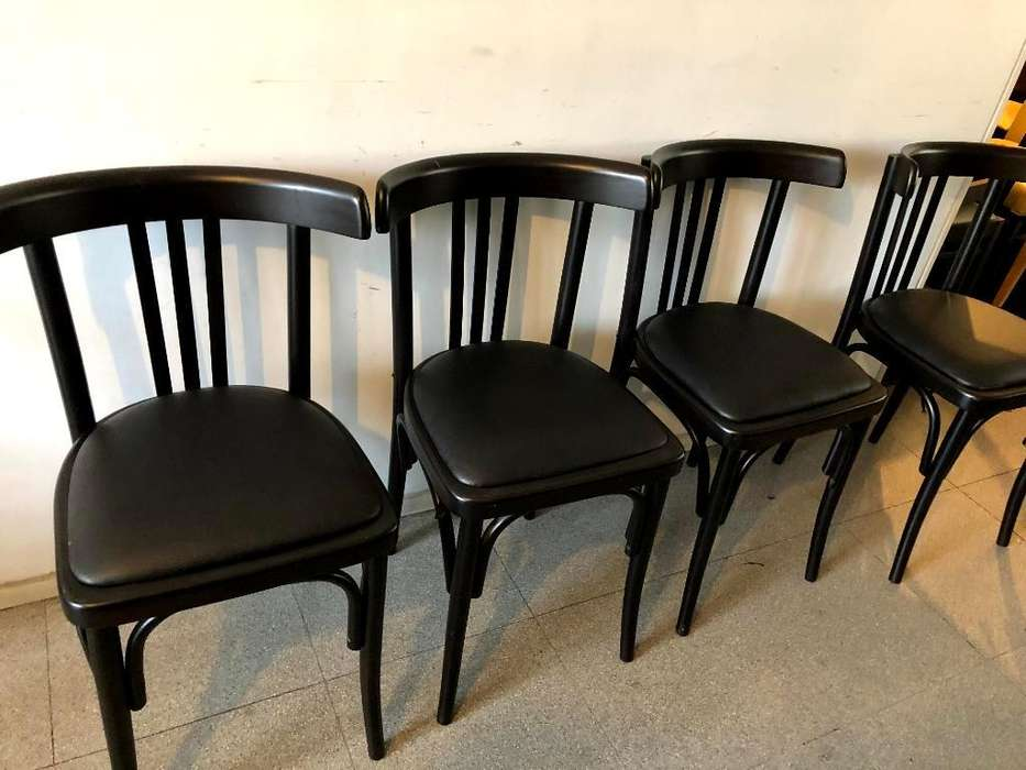 Juego <strong>silla</strong>s Thonet