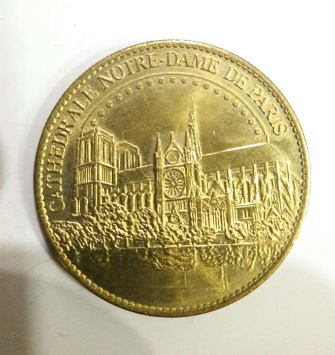 Moneda de Colección de Paris