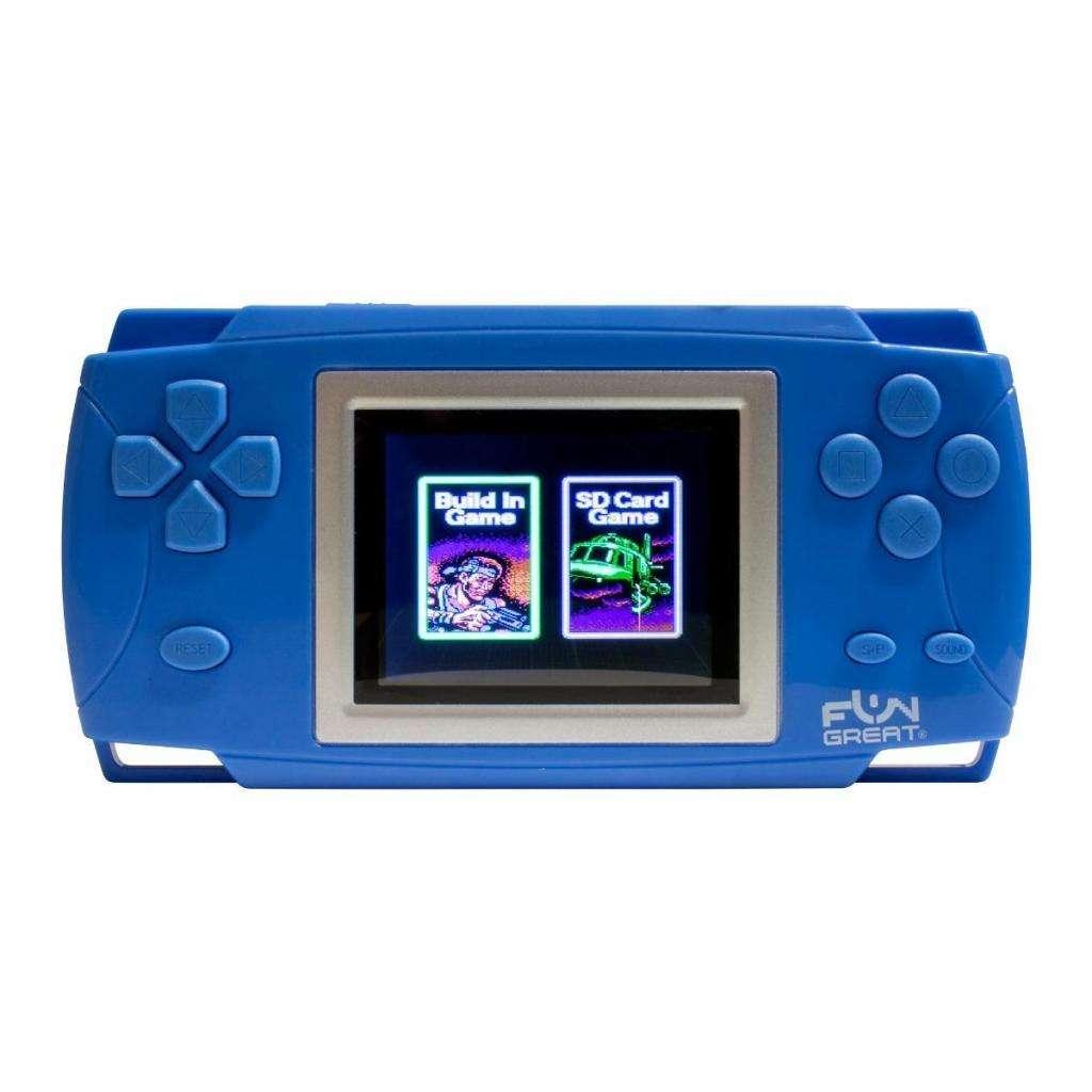 Consola Portátil RETRO 230 Juegos
