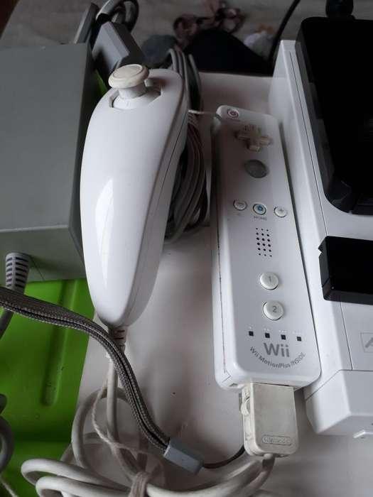 Vendo Wii, Poco Uso Buen Precio