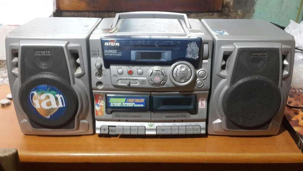 Sonido Aiwa Solo <strong>radio</strong>