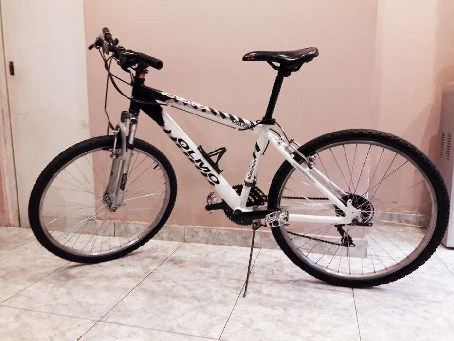 Bicicleta Mountain Bike Rodado 26 Olmo