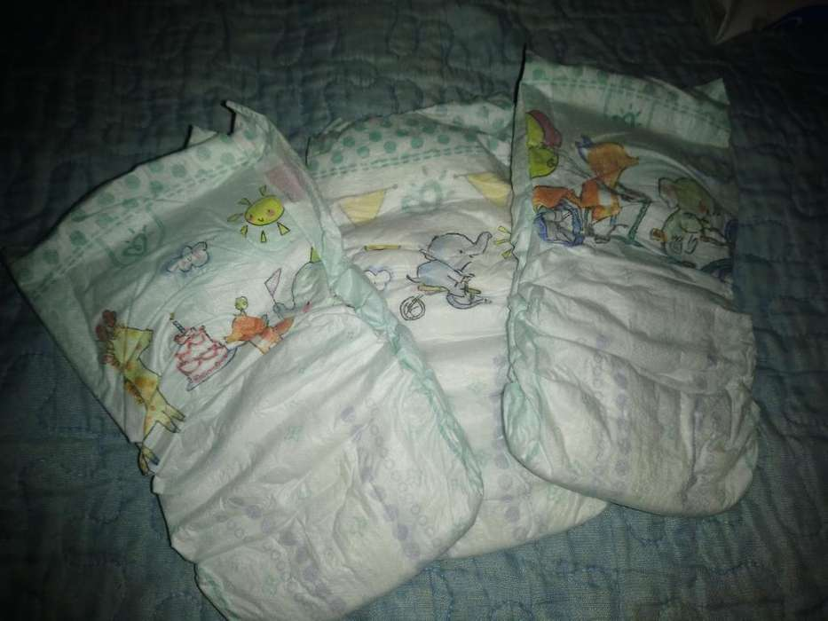 Vendo Pañales Pampers Xg