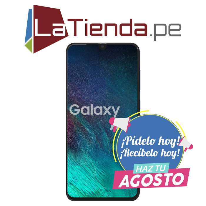 Samsung Galaxy A70 - android pie
