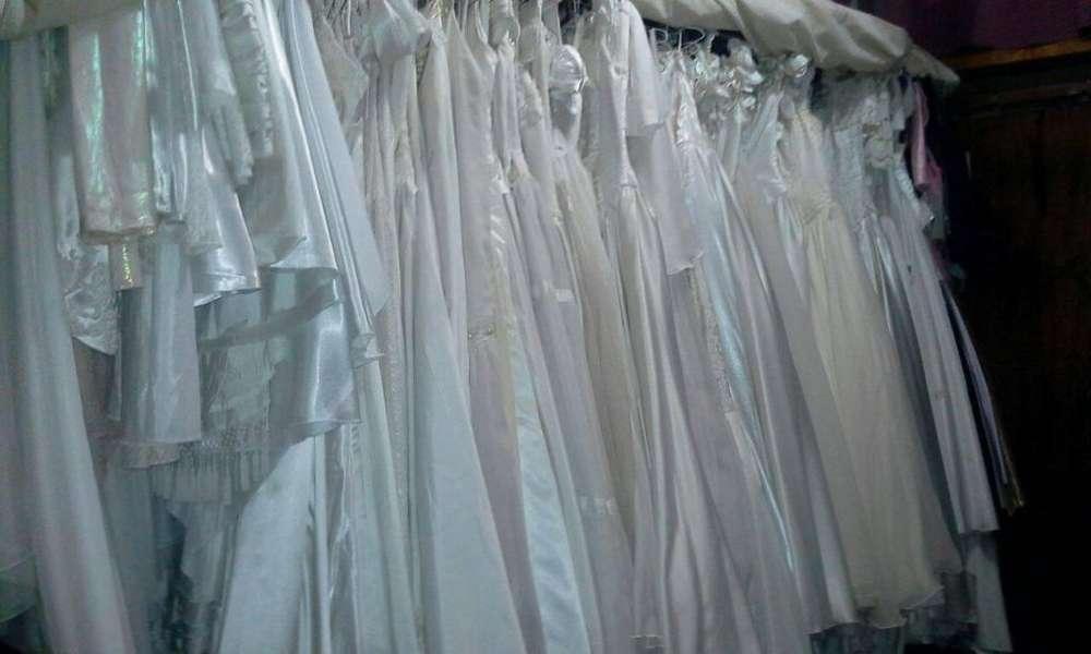 Vendo lotes vestidos de novia