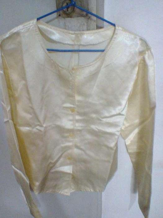 <strong>camisa</strong> De Raso De MUJER!!! Usada!