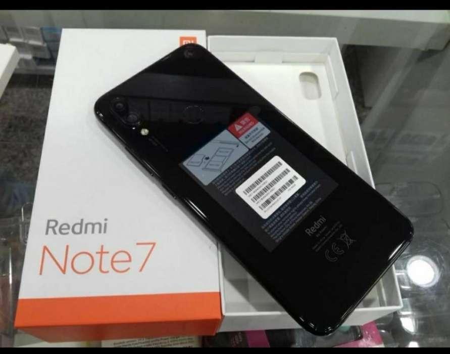 Redmi Note 7 de 128gb