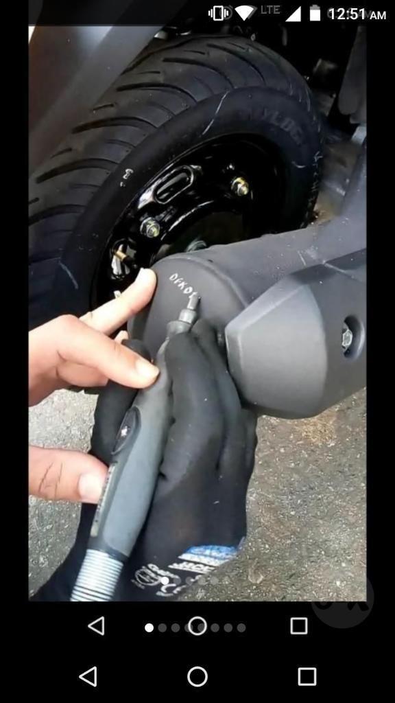 Marcación de Motos