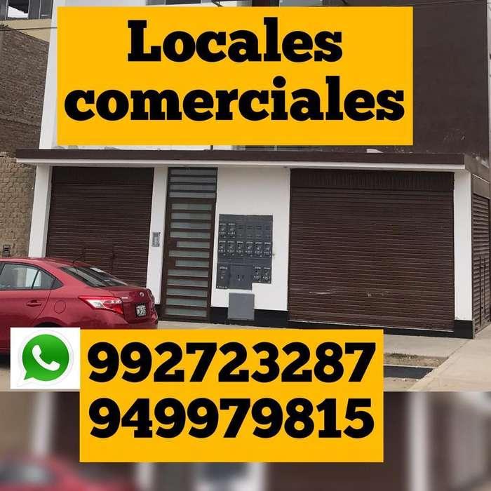Alquilo Locales comerciales - Trujillo 700soles
