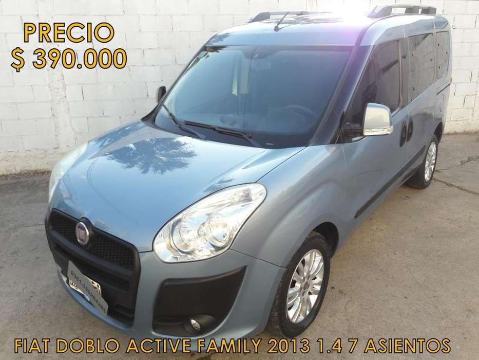Fiat Doblo 2013 - 94000 km