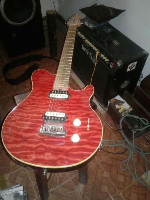 Guitarra Sterling By Musicman