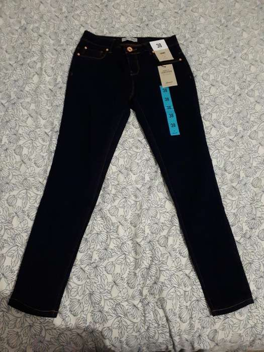 Pantalón Skinny Talla 28
