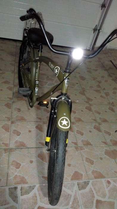 Biclicleta Coleccion Nirve Titanio Alum