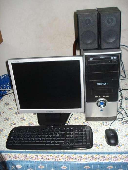 Venta Computadora Core 2duo E7300 Con Monitor Lcd 17 Samsung