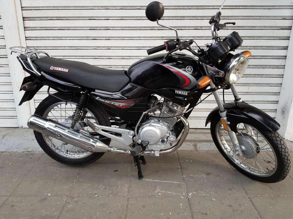 Yamaha Libero 125 Modelo 2010 Al Dia