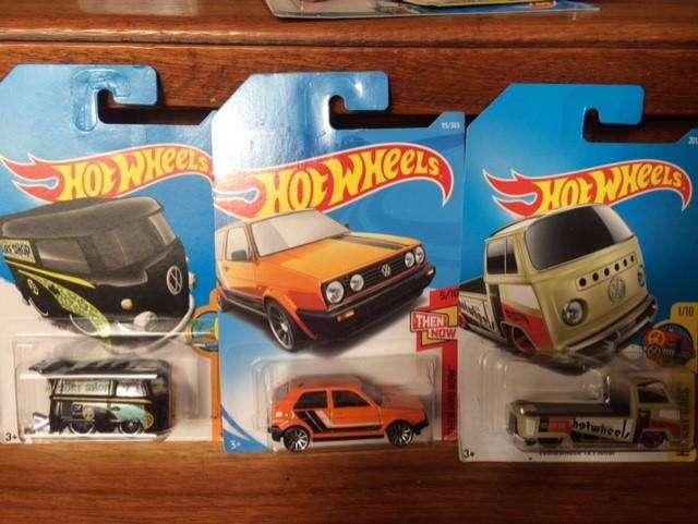 HOT WHEELS Volkswagen VW coleccion 7 / 0992786809