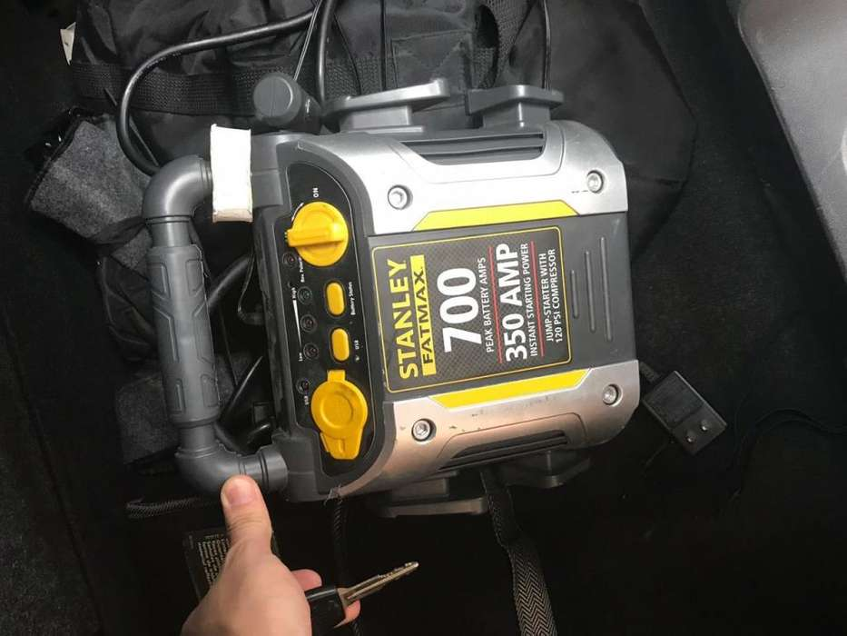 Bateria stanley fatmax 700 De 350 AMP