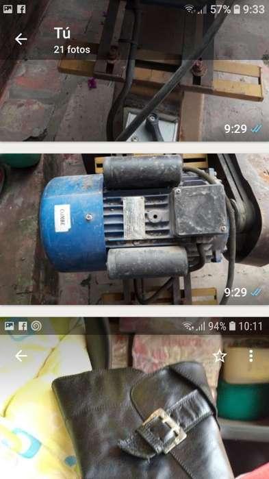 Vendo Máquina de Picar Cascotes Moreno C