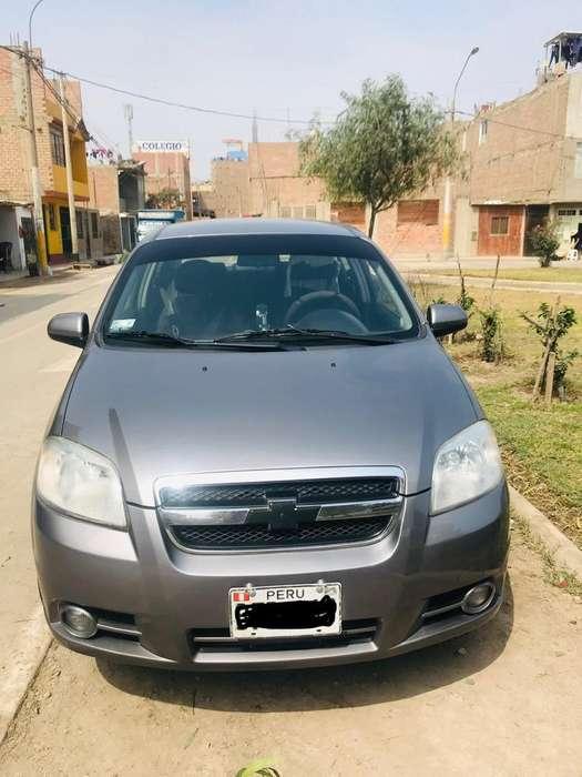 Chevrolet Aveo 2011 - 85000 km