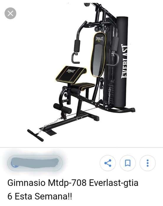 Multi Gym Everlast MTDP708