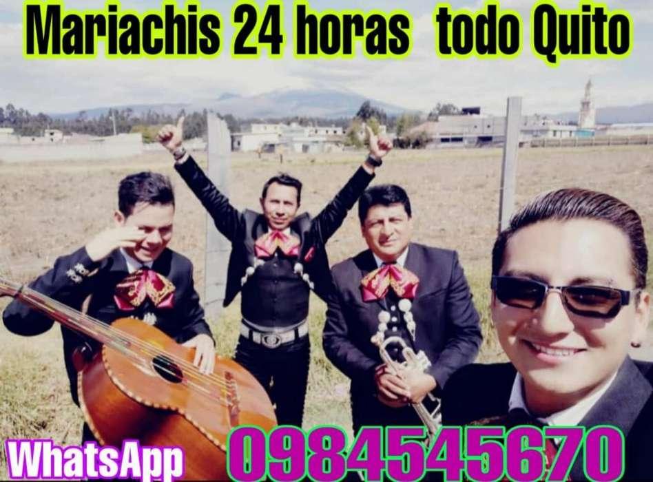 Mariachis en Quito Comite Del Pueblo