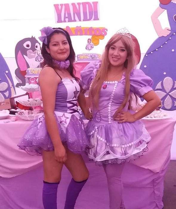 Dalinas, payasos, <strong>bailarina</strong>s, claun, personajes, animación de fiestas infantiles, baby shower, show temáticos y mas.