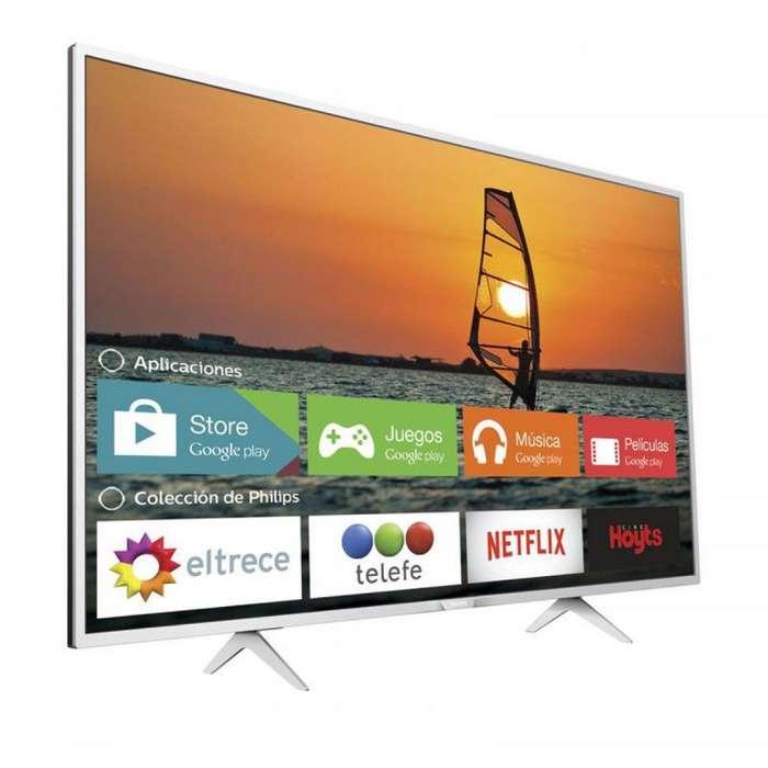 Smart Tv Philips Televisor Led Full Hd43