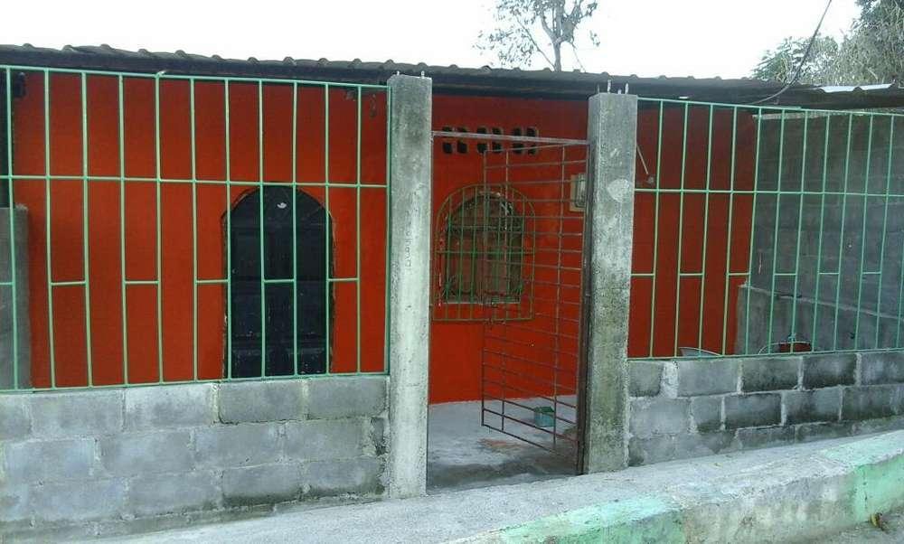 Precio Negociable Vendo Casa con Terreno