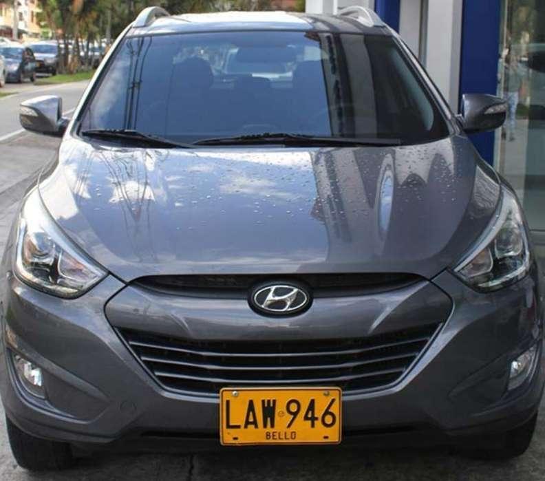Hyundai Tucson 2013 - 72000 km