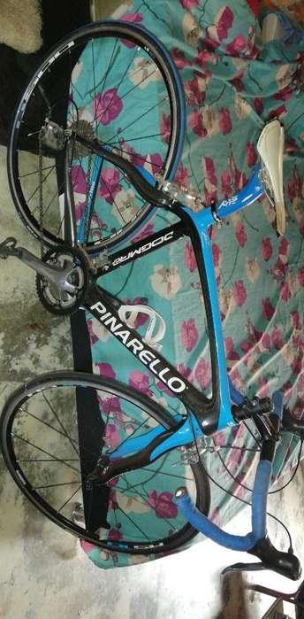 Bicicleta en Carbono Pinarello