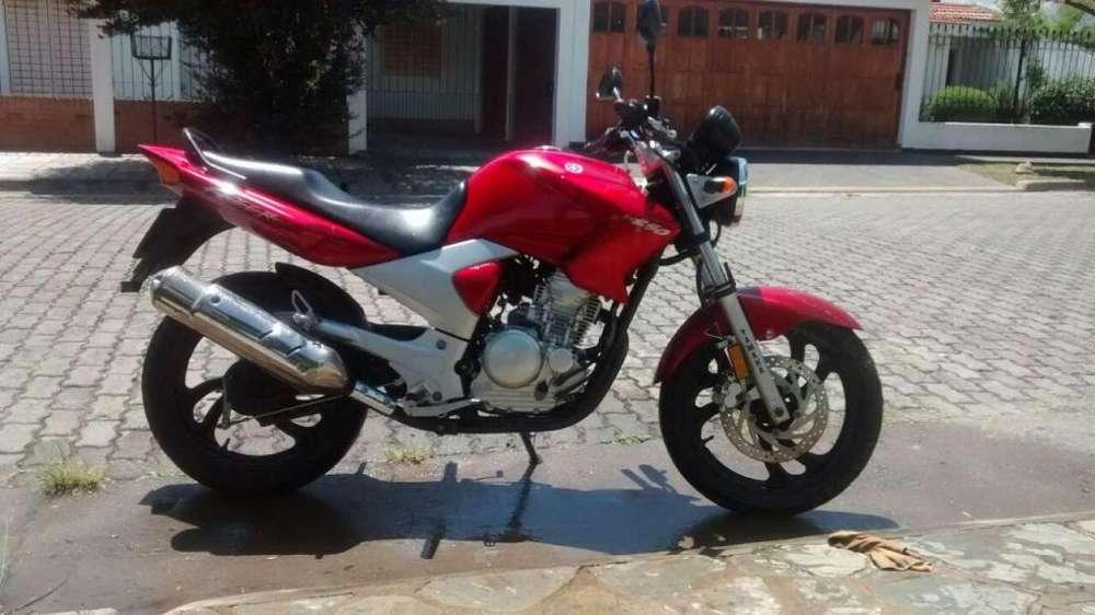 YS FAZER 250 No Ybr <strong>honda</strong> twister rouser