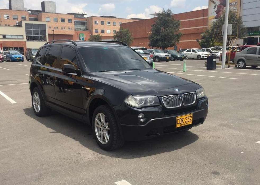 <strong>bmw</strong> X3 2008 - 0 km