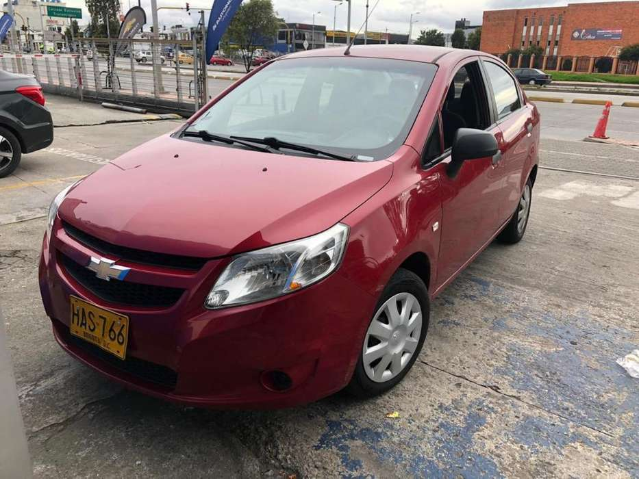 Chevrolet Sail 2013 - 97348 km