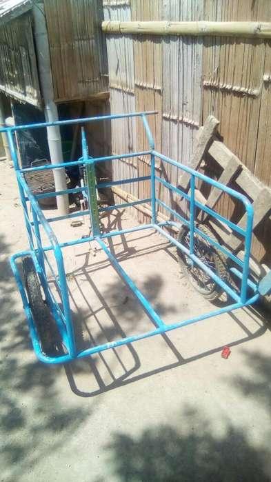 Vendo Triciclo Grandee