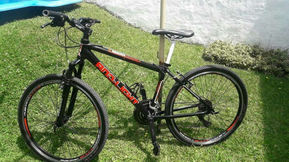 Vendo Bici Urgente Impecable