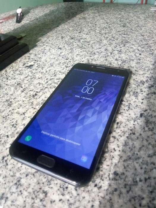 Celular Samsung J4 Impecable
