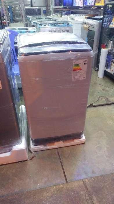 Lavadora Daewoo 9.5 Kilos Nuevo con Gara