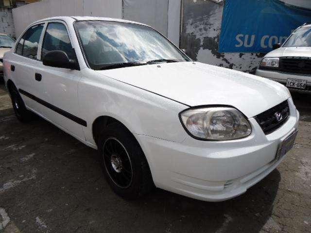 Hyundai Accent 2004 - 290000 km